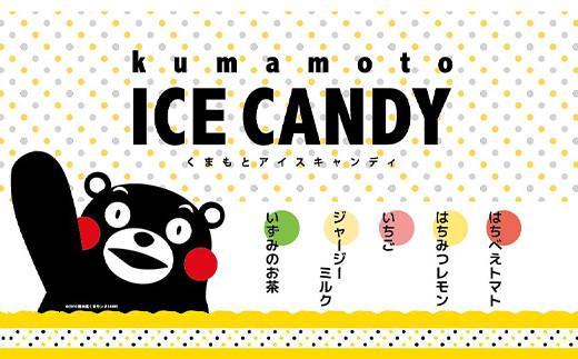 くまもと アイスキャンディ 10本セット 八代市 アイス