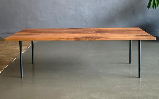 アイアンレッグ センターテーブル 幅1200mm 奥行600mm