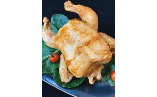 銘柄鶏「みちのく清流どり」ローストチキン(丸焼き)