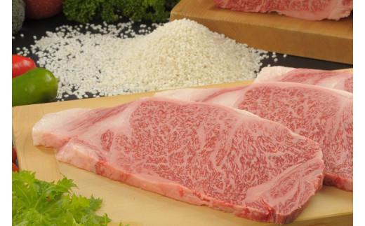 【岩手しわ もちもち牛】サーロインステーキ約500g(250g×2枚)