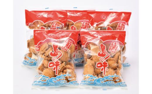 揚げせんべい「島の味」 6袋