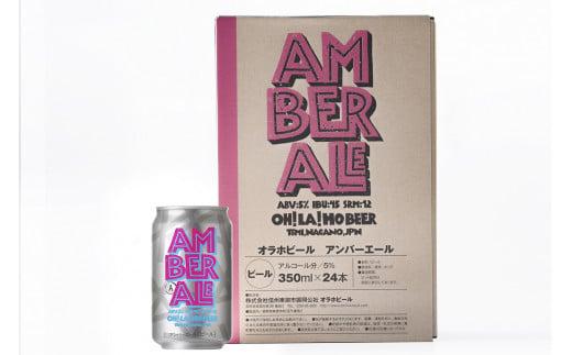アンバーエール24缶