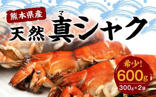 熊本県産 希少 天然 真シャク 600g(300g×2袋)