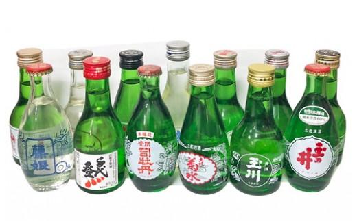 【C214】土佐の地酒飲み比べセット