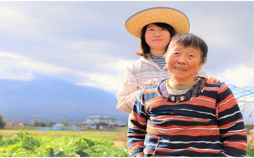 私たち【せの畑】から新鮮野菜をお届けします!