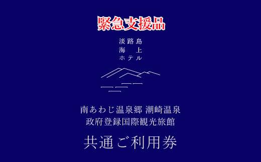 「緊急支援品」淡路島海上ホテル共通ご利用券B