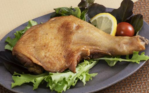 初音の鶏もも肉の塩焼き【4本】