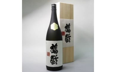 日本酒 鶴齢 純米大吟醸 東条産山田錦 37%精米 1800ml