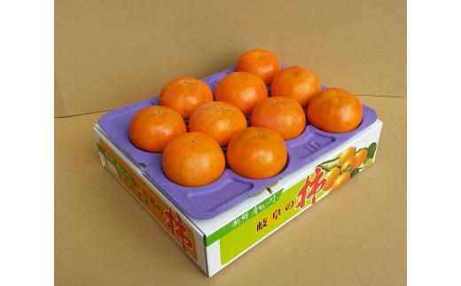 [柿の王様]西垣農園の富有柿 3Lサイズ(10個入) [0143]