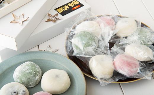 【団平大福】お団子屋さんが作るからこそ、お餅の美味しさが際立つ大福