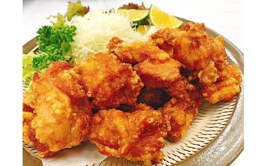 国産鶏もも肉味付から揚げ1.5kg(500g×3袋)【1082886】