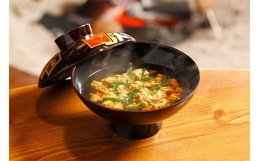 ガニ汁(調理例)
