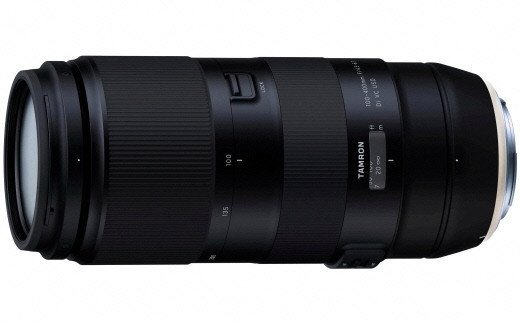 【11100-0079】タムロン フルサイズ一眼レフ用交換レンズ 100-400mm F4.5-6.3 Di VC USD(キヤノンEFマウント用) Model:A035E
