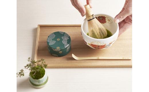 京都テキスタイルブランド「SOU・SOU」宇治抹茶セット  n0329
