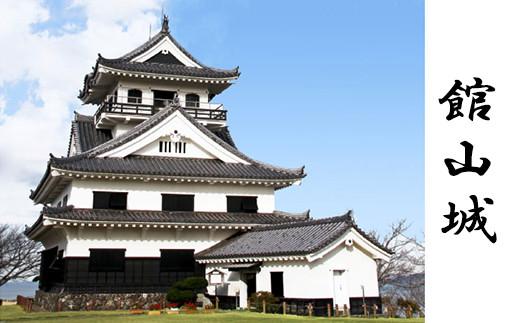 八犬伝ゆかりの館山城