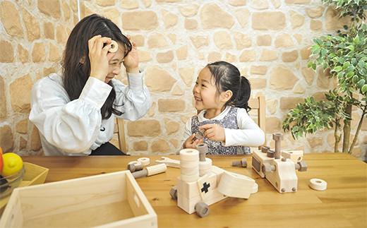 整備士 セット 計1140g 八代市産材 IKONHI 玩具 おもちゃ