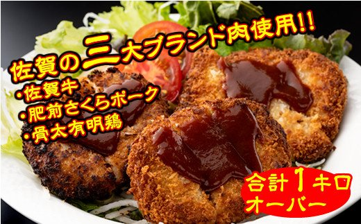 JAさが 佐賀牛コロッケ他・加工品詰め合わせ お惣菜 おかずセット