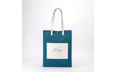 豊岡鞄トートバックCCNE-001(ブルー)
