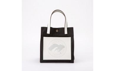 豊岡鞄ミニトートバックCCNE-002(ブラック)