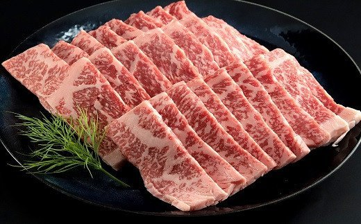 3回目 但馬牛ロース焼肉用900g