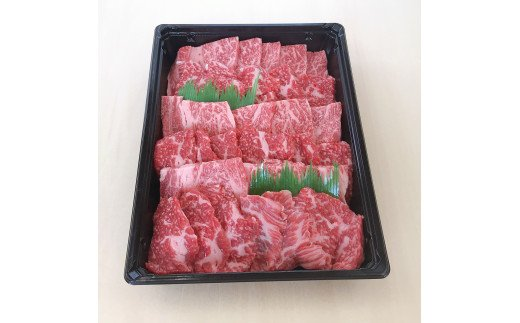 2001A00802 志方牛焼肉セット(500g)