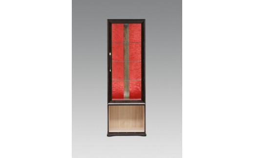 下ボックスは扉をワンタッチ外すことが可能なので全開放になります