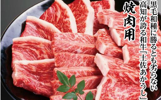 【ニコニコエール品】 『土佐あかうし』 焼き肉用2kg