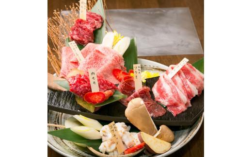 松阪牛五種食べ比べセット(肉の種類は5種類となります) ※仕入れの状況により予告なく内容が変わる場合がございます