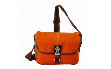豊岡鞄 NEH001 オレンジ
