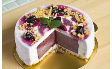 ミルティッリ(ジェラートケーキ)