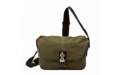 豊岡鞄 NEH001 ブラックカーキ
