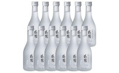 日本酒 鶴齢 吟醸生酒 300ml×12本