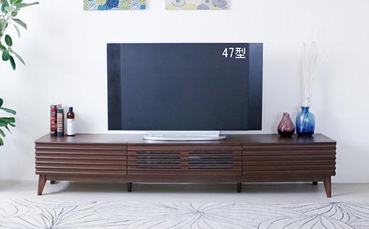 アゼル200TVボード(ブラウン)・02-CE-3502