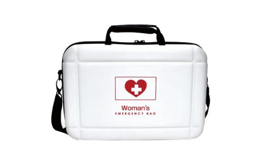 ウーマンズエマージェンシーバック 女性用 防災バッグ
