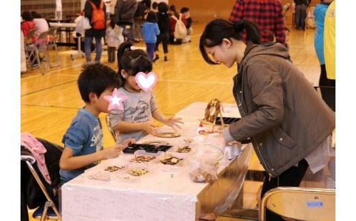 子育てフェスで子供たちの目がキラキラ…そして笑顔