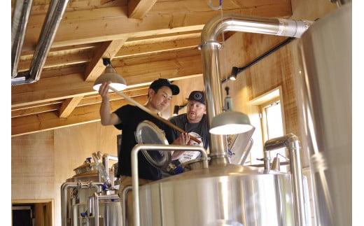 アメリカより技術顧問を迎え美味いビールづくりを追求。楽しくゼロ・ウェイストをコンセプトに美味しいクラフトビールをつくっています。