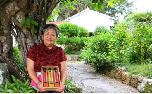 島の元気なアマ(お母さん)代表格!栽培から加工までを手がける福留さん