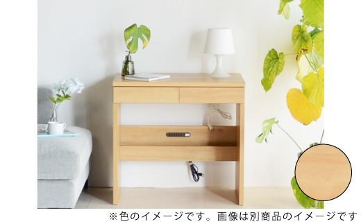 DH007 家事デスク レーン90(オーク)