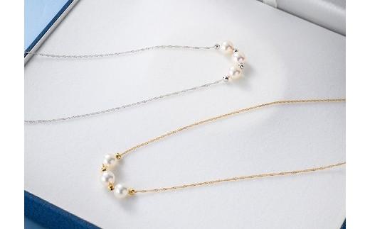 C07-101~102 3piecesパールペンダント【宇和島産あこや真珠】