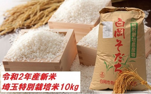[№5672-0458]特別栽培米 コシヒカリ 10kg