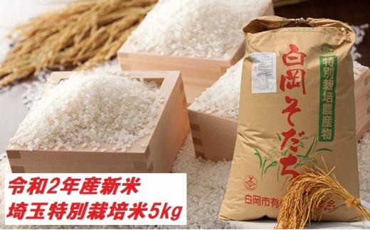 [№5672-0462]特別栽培米 コシヒカリ 5kg