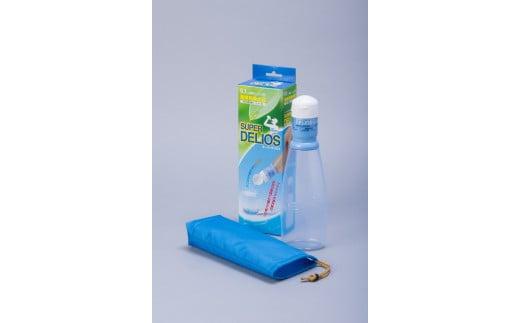 携帯用浄水器「スーパーデオリス」