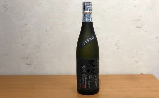 天吹 裏大吟醸 愛山 希少な酒米、兵庫県産'愛山'を使用した大吟醸。アベリアの花酵母で醸されたフルーティーな逸品。
