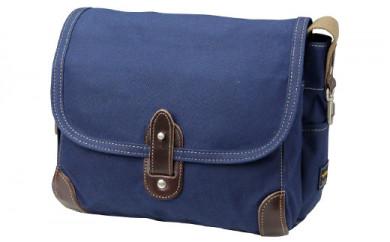横型ショルダーバッグS 豊岡製かばん Stitch-on 52203(ベージュ、グリーン、ネイビー)