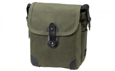 縦型ショルダーバッグS 豊岡製かばん Stitch-on 52202(ベージュ、グリーン、ネイビー)