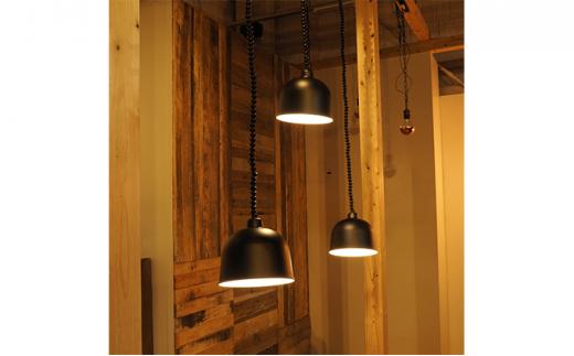 [№5229-0110]アルミシェード付照明器具(LED電球1個付き) ジブロ Temoto