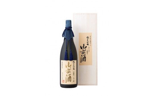 GZN-12.岡山の地酒【御前酒】 純米大吟醸 しずく酒 1800ml