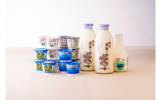 飛騨の乳製品セット b619