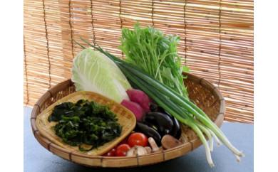 龍宮の玉手箱 わかめのしゃぶしゃぶお鍋セット(特製蟹殻スープ付き)