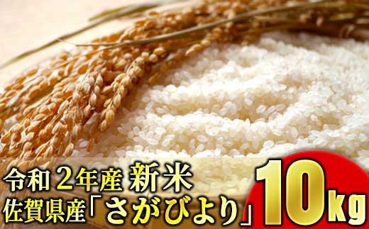 〚令和2年産〛佐賀県産さがびより 10kg